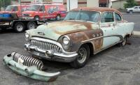 1953 Buick Special Two Door Coupe, Restoration Project - 48