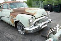 1953 Buick Special Two Door Coupe, Restoration Project - 56