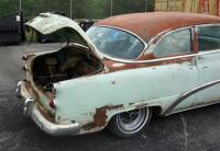 1953 Buick Special Two Door Coupe, Restoration Project - 91