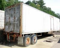 40' Rolling Storage Container Trailer, Contents Included, Buyer Responsible For Proper Removal, LOCATED IN RAYTOWN - 3