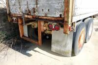 40' Rolling Storage Container Trailer, Contents Included, Buyer Responsible For Proper Removal, LOCATED IN RAYTOWN - 40