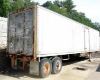 40' Rolling Storage Container Trailer, Contents Included, Buyer Responsible For Proper Removal, LOCATED IN RAYTOWN - 44