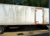40' Rolling Storage Container Trailer, Contents Included, Buyer Responsible For Proper Removal, LOCATED IN RAYTOWN - 46