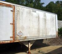40' Rolling Storage Container Trailer, Contents Included, Buyer Responsible For Proper Removal, LOCATED IN RAYTOWN - 47