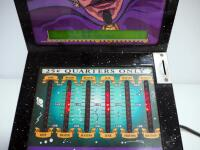 Zambini Palm Reader Fortune Teller Arcade Game By Mr. Vend, Powers On And Works!, SEE VIDEO - 7