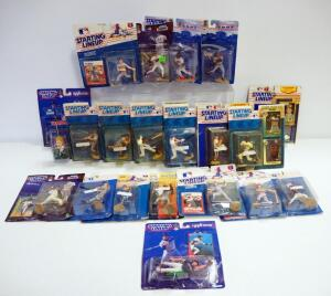 Starting Lineup Baseball Figures, All In Package, Qty 21