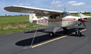 1954 PIPER PA-22-135 Fixed Wing Single Engine Airplane