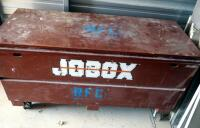 "Cresent JoBox Rolling Steel Security Tool Chest Model 655990, 60"" Long X 24"" - 3"