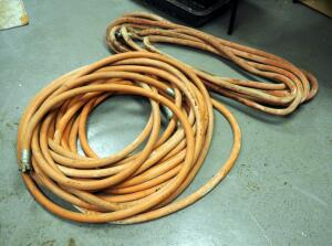 "Dixon High Pressure Pneumatic Hoses, Qty 3, 1.25"" x 50'"