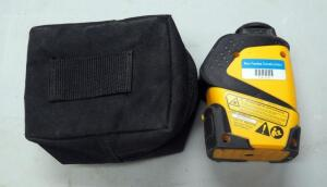 CST/Berger Laser Level With Canvas Carrying Case