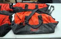 Milwaukee Soft Sided Canvas Duffel Bags Qty 4 - 2