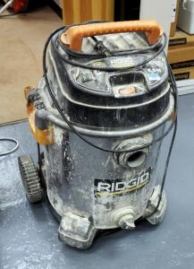 Ridgid Professional 16 Gallon Wet/Dry Vacuum, No Hose