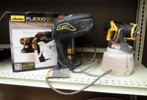 Wagner Flexio 570 Electric Handheld Sprayer In Original Box