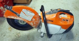 Stihl TS420 Gas Powered Cut Off Saw