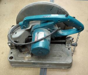 "Makita 14"" Electric Chop Saw Model # 2414NB"