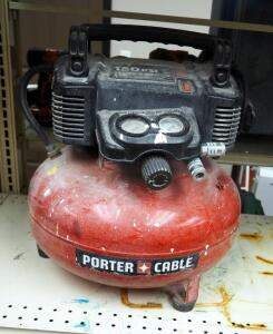 Porter Cable 6 Gallon Electric Pancake Air Compressor Model # C2002