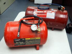 Midwest Products Portable Air Tank and Tailgate Tools Portable Air Tank