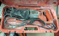 Milwaukee Sawzall Electric Reciprocating Saw Model 6519, With Carrying Case - 2