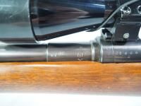Mauser Model 98 8mm/06 Mauser Bolt Action Rifle SN# 21466, Believed To Be Mfg. 1944, With Bushnell Scope - 6