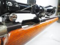 Mauser Model 98 8mm/06 Mauser Bolt Action Rifle SN# 21466, Believed To Be Mfg. 1944, With Bushnell Scope - 16