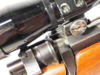 Mauser Model 98 8mm/06 Mauser Bolt Action Rifle SN# 21466, Believed To Be Mfg. 1944, With Bushnell Scope - 17