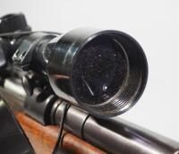 Mauser Model 98 8mm/06 Mauser Bolt Action Rifle SN# 21466, Believed To Be Mfg. 1944, With Bushnell Scope - 27