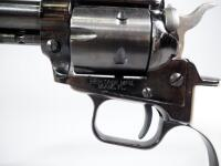 Heritage Rough Rider .22 Cal 6-Shot Revolver SN# V59457, Single Action, Faux Ivory Grips, With Paperwork, In Original Box - 4