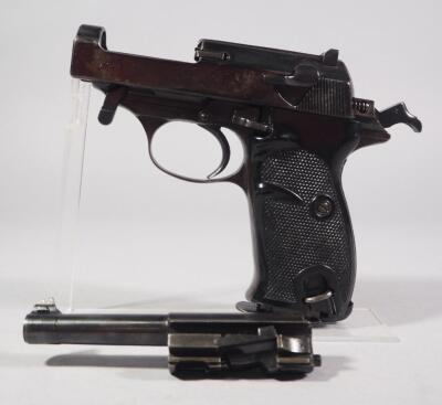 Walther P38 9mm Pistol SN# 5954, Parts Gun, Barrel Does Not Fit Properly