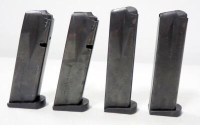 9mm Mags Includes Ruger P.85 Qty 2 And Browning Hi Power Qty 2