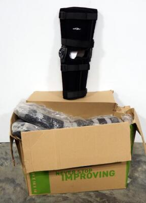 DonJoy Post-Op Knee Braces, Approx Qty 10