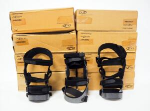 DonJoy Armor ACL Hinged Knee Brace, Qty 9
