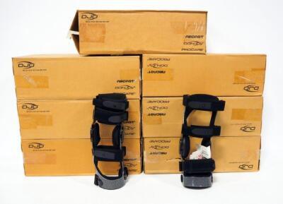 DonJoy Armor ACL Hinged Knee Brace, Qty 8