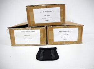 BMMI Flex Magnetic Back Pads, 3 Boxes, Approx 66 Pcs In Each Box