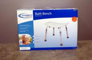 Viverity Bath Bench