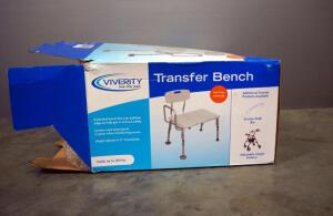 Viverity Transfer Bench