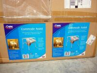 Carex Uplift Commode Assist - 2