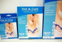 "Roscoe Hot And Cold Therapy Gel Packs, Sizes 5""x10"", 7.5"" x 11"" And 11"" x 14"" - 3"