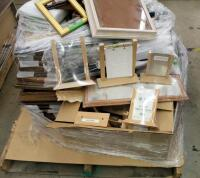 "Picture Frame Assortment Including 4"" x 6"" Table Top Frames, 5"" x 7"", 8"" x 10"", 9"" x 12"", And More, Large Qty, New Stock With Original Labels, Contents Of Pallet, Bidder Responsible For Proper Removal - 2"