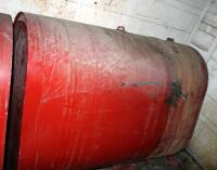 "Large Capacity Liquid Material Tank, Previously Used For Thinner, 44"" x 61"" x 29"", Bidder Responsible For Proper Removal - 2"