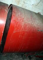 "Large Capacity Liquid Material Tank, Previously Used For Thinner, 44"" x 61"" x 29"", Bidder Responsible For Proper Removal - 5"