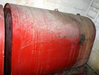 "Large Capacity Liquid Material Tank, Previously Used For Thinner, 44"" x 61"" x 29"", Bidder Responsible For Proper Removal - 6"