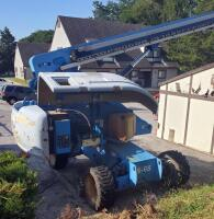 Genie S-65 Telescopic Boom Lift, 514.3 Hours, LOCATED IN KANSAS CITY, KS, PREVIEW BY APPT 9/8, SEE DESCRIPTION FOR STATS AND VIDEO, PLEASE BRING PROPER EQUIPMENT AND LABOR FOR SAFE REMOVAL - 13