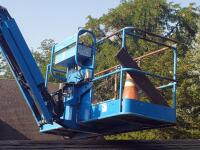 Genie S-65 Telescopic Boom Lift, 514.3 Hours, LOCATED IN KANSAS CITY, KS, PREVIEW BY APPT 9/8, SEE DESCRIPTION FOR STATS AND VIDEO, PLEASE BRING PROPER EQUIPMENT AND LABOR FOR SAFE REMOVAL - 14