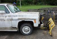 1980 Chevrolet Pickup Truck With Plow Blade, Heavy Rust, Farm Truck, Unknown Working Condition, VIN# CKL24AS129948, LOCATED IN INDEPENDENCE, PREVIEW BY APPT 9/8, SEE VIDEO - 5