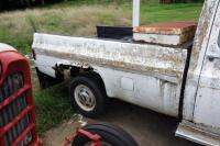 1980 Chevrolet Pickup Truck With Plow Blade, Heavy Rust, Farm Truck, Unknown Working Condition, VIN# CKL24AS129948, LOCATED IN INDEPENDENCE, PREVIEW BY APPT 9/8, SEE VIDEO - 7