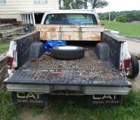 1980 Chevrolet Pickup Truck With Plow Blade, Heavy Rust, Farm Truck, Unknown Working Condition, VIN# CKL24AS129948, LOCATED IN INDEPENDENCE, PREVIEW BY APPT 9/8, SEE VIDEO - 8