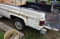 1980 Chevrolet Pickup Truck With Plow Blade, Heavy Rust, Farm Truck, Unknown Working Condition, VIN# CKL24AS129948, LOCATED IN INDEPENDENCE, PREVIEW BY APPT 9/8, SEE VIDEO - 10