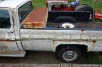 1980 Chevrolet Pickup Truck With Plow Blade, Heavy Rust, Farm Truck, Unknown Working Condition, VIN# CKL24AS129948, LOCATED IN INDEPENDENCE, PREVIEW BY APPT 9/8, SEE VIDEO - 11