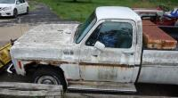 1980 Chevrolet Pickup Truck With Plow Blade, Heavy Rust, Farm Truck, Unknown Working Condition, VIN# CKL24AS129948, LOCATED IN INDEPENDENCE, PREVIEW BY APPT 9/8, SEE VIDEO - 12