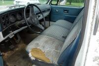 1980 Chevrolet Pickup Truck With Plow Blade, Heavy Rust, Farm Truck, Unknown Working Condition, VIN# CKL24AS129948, LOCATED IN INDEPENDENCE, PREVIEW BY APPT 9/8, SEE VIDEO - 18